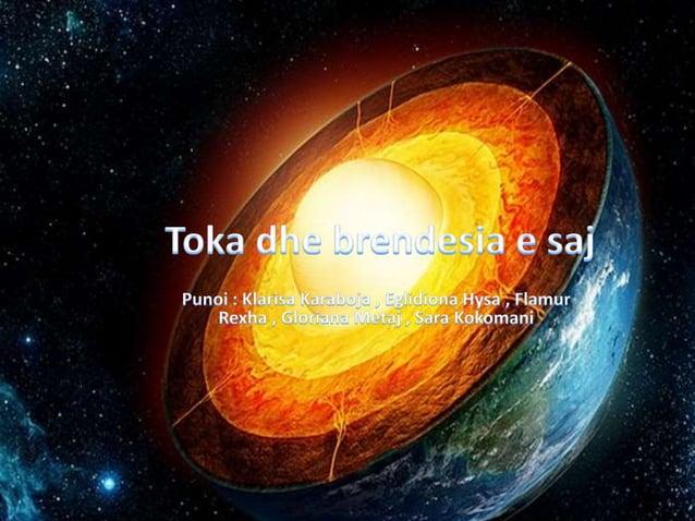 C'eshte Toka ? • Toka është planeti i treti i sistemit tonë diellor. Toka është rreth 4.57 miliardë vjet e vjetër, dhe i v...