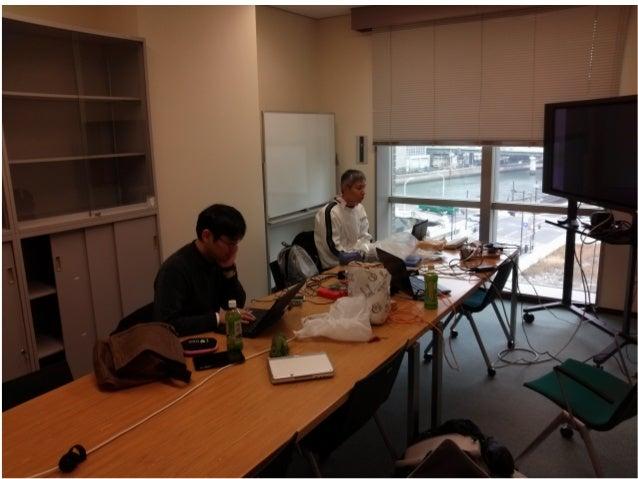 東京では ● OSC東京のセミナーにて、出張LT大会を開催 ● 明星大学(日野)より西が東海道らぐです!