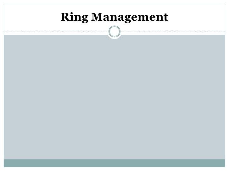 Ring Management