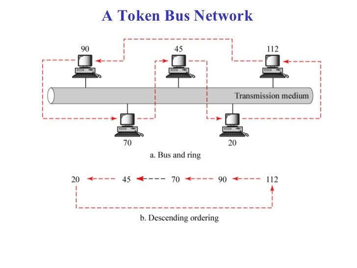 A Token Bus Network