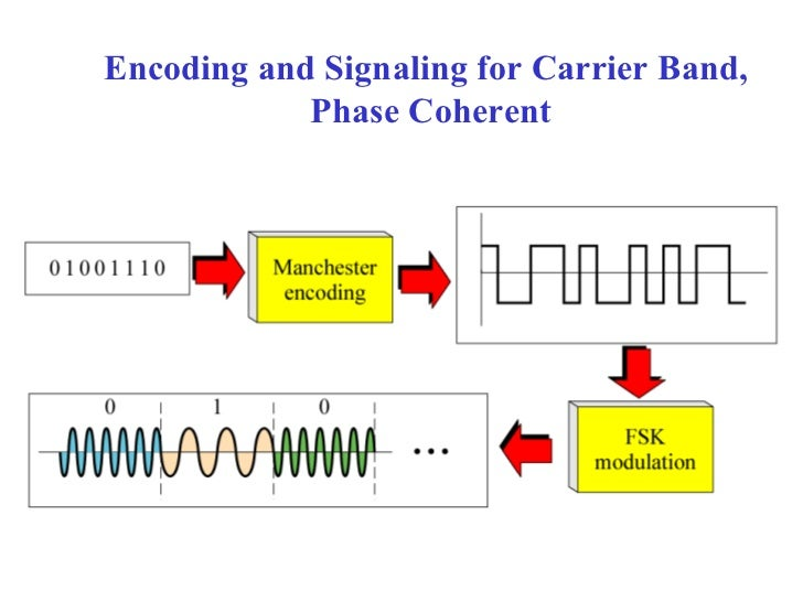 Encoding and Signaling for Carrier Band,            Phase Coherent