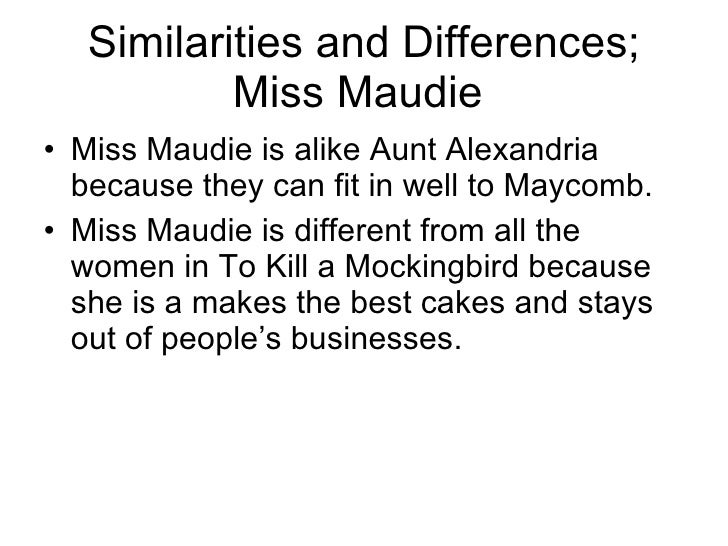 to kill a mockingbird differences between I just got finished reading to kill a mockingbird and i am now watching the film in class i was wondering if those of you that are familiar with both the movie and the book would share some differences and similarities you found.