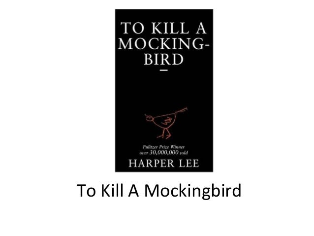 To kill a mockingbird introductory paragrapgh