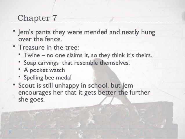 summary of to kill a mockingbird chapter 10