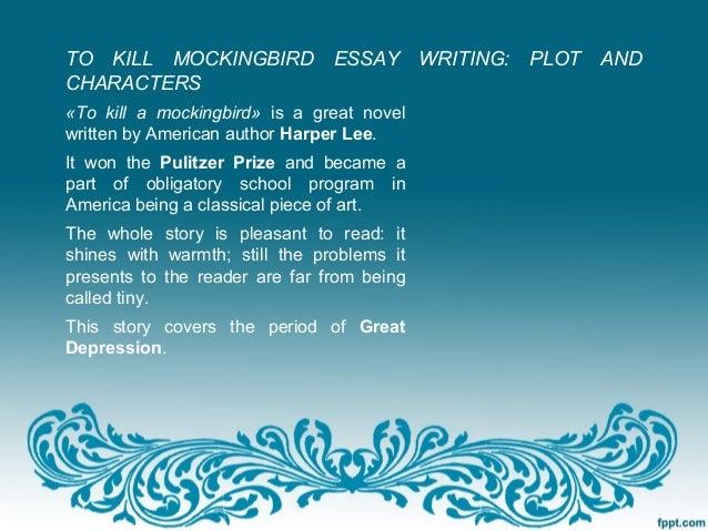 To Kill a Mockingbird Essay, with Outline : blogger.com