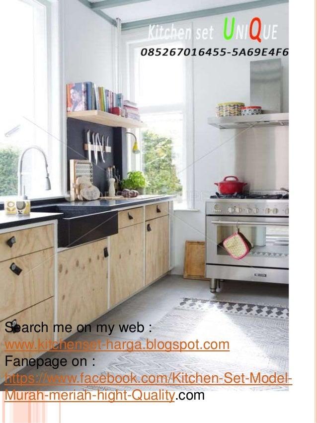 Design Kitchen Set Untuk Dapur Kecil toko kitchen set malang, model kitchen set minimalis untuk dapur keci…