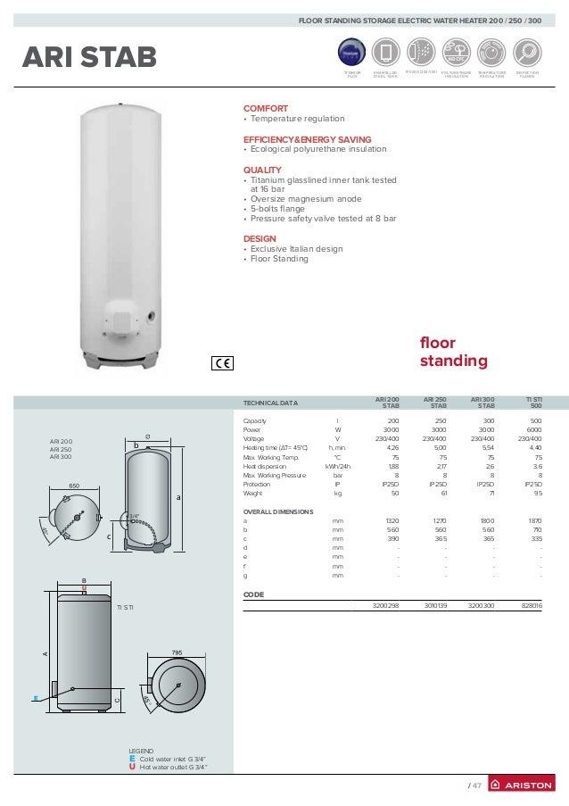 Toko Water Heater Ariston 082113812149