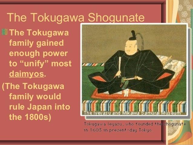 La Casa del Tokugawa
