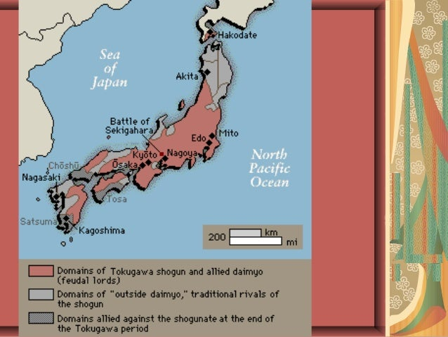 Tokugawa Japan The long tradition of the samurai continued. Shoguns no longer needed Christian support against Buddhists T...
