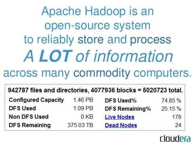 What makes Hadoop special?