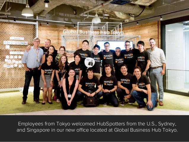 Behind the Scenes: Launching HubSpot Tokyo Slide 2