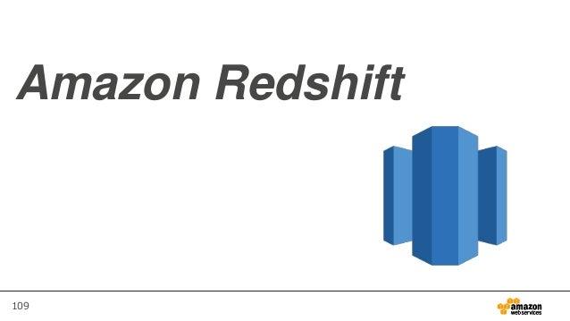 109 Amazon Redshift