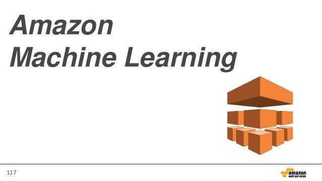 117 Amazon Machine Learning