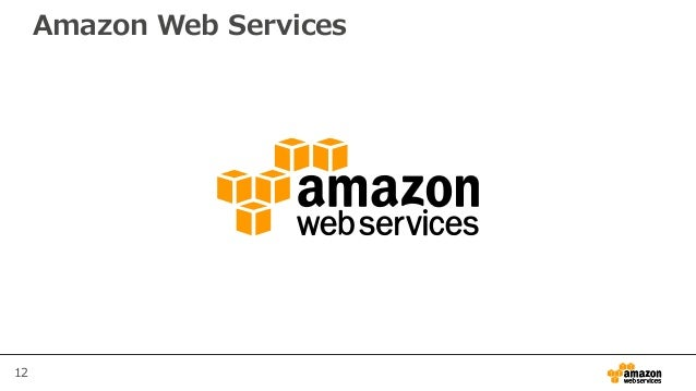12 Amazon Web Services
