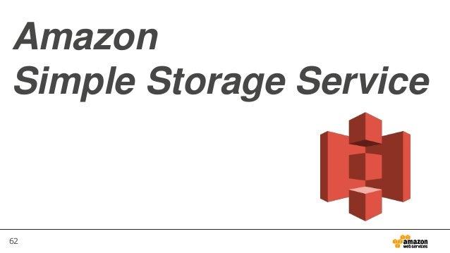 62 Amazon Simple Storage Service