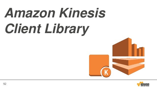 92 Amazon Kinesis Client Library
