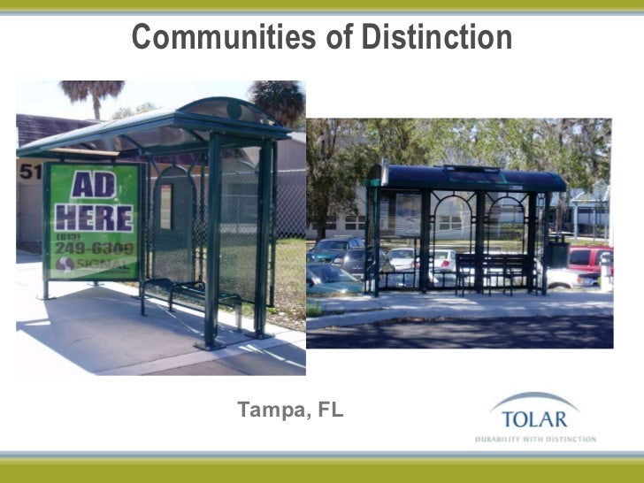 Tolar Street Furniture Presentation022011