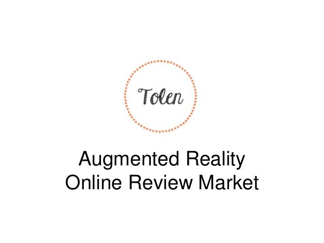 Augmented Reality Online Review Market