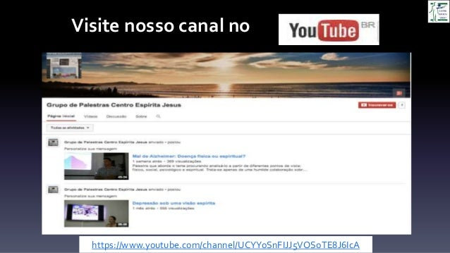 Visite nosso canal no https://www.youtube.com/channel/UCYYoSnFIJJ5VOSoTE8J6IcA