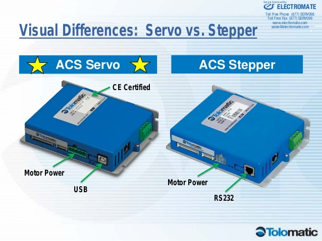 Servo vs stepper motor for Stepper motor vs servo