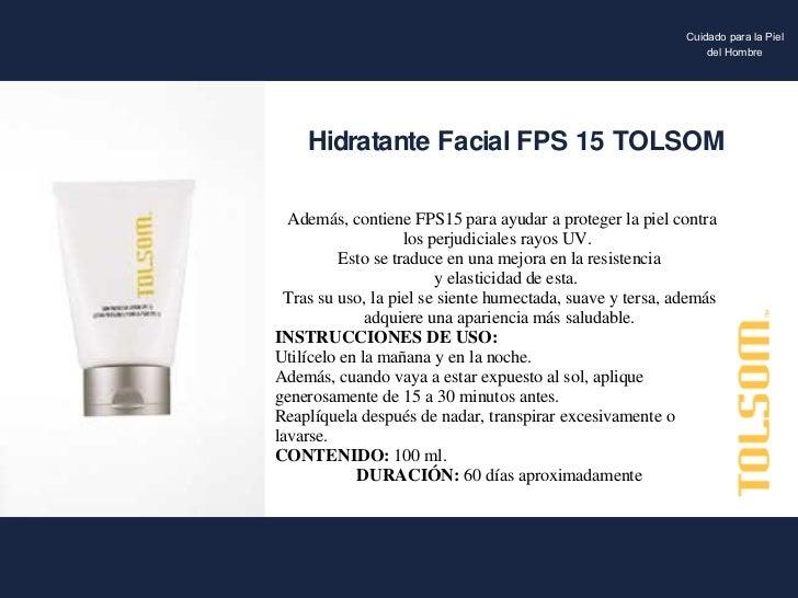 Además, contiene FPS15 para ayudar a proteger la piel contra los perjudiciales rayos UV.  Esto se traduce en una mejora en...