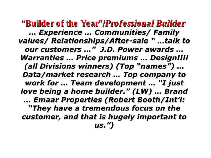 Tom Peters on Most Valuable Companies2006