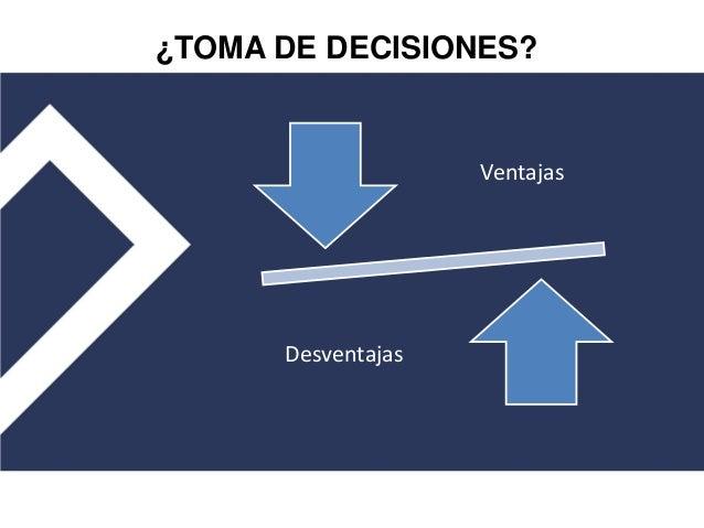 Toma de decisiones en organizaciones educativas Slide 2