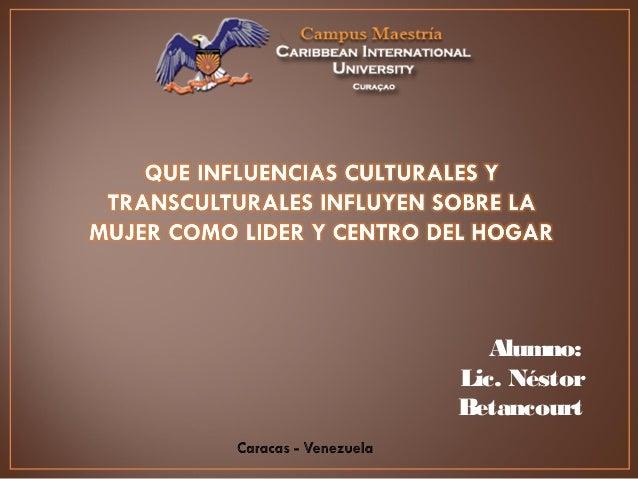 Alumno:  Lic. Néstor  Betancourt
