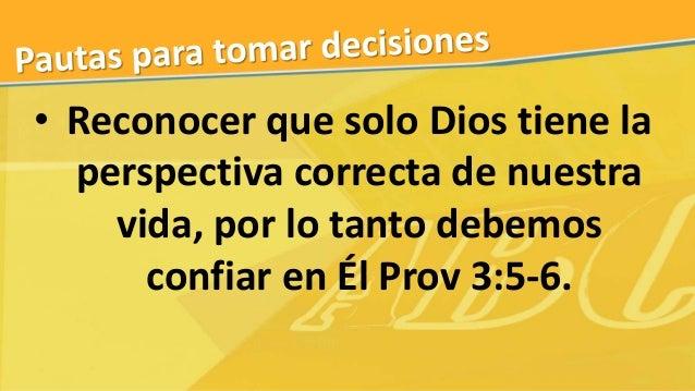 • El primer paso es mantener la mente fija en Dios, teniendo en cuenta que Él siempre tiene la razón. Una desviación al to...