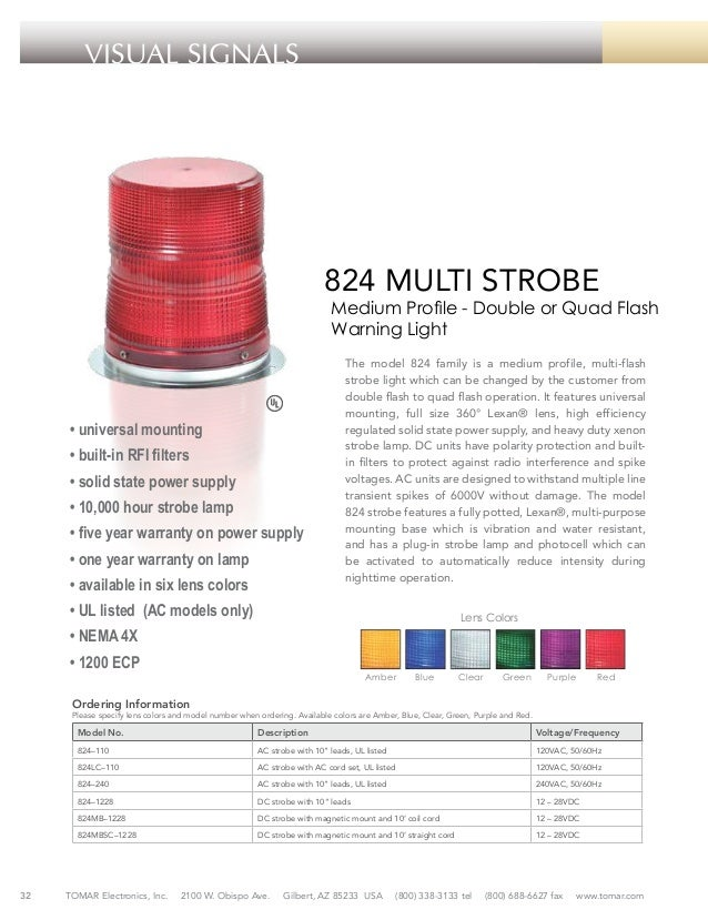Security & Protection Security Alarm Rapture Dc 12v Led Flashing Lamp Security Alarm Strobe Signal Warning Light Siren