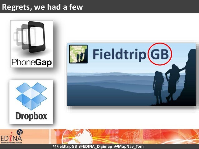 Regrets, we had a few @FieldtripGB @EDINA_Digimap @MapNav_Tom