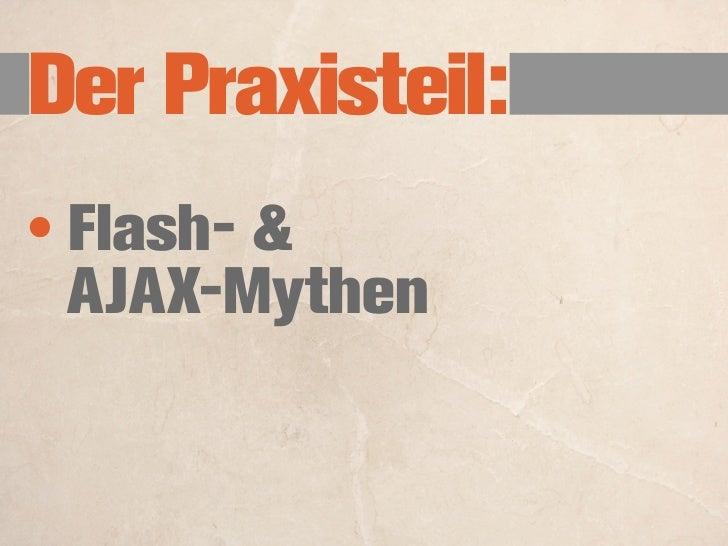 Der Praxisteil:                                                 ! http://www.kaourantin.net/swf/highContrast.html http://n...