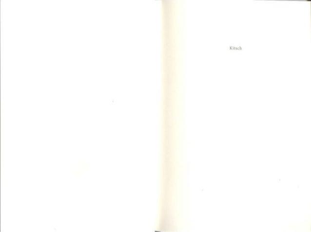 Tomas kulka y moles el kitsch padid 2016 libro pdf Slide 2