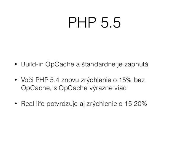 Opcache Executing Caching Optimizing Parsing&Compiling opcodes opcodes opcodes opcodes Shared memory Save&Load