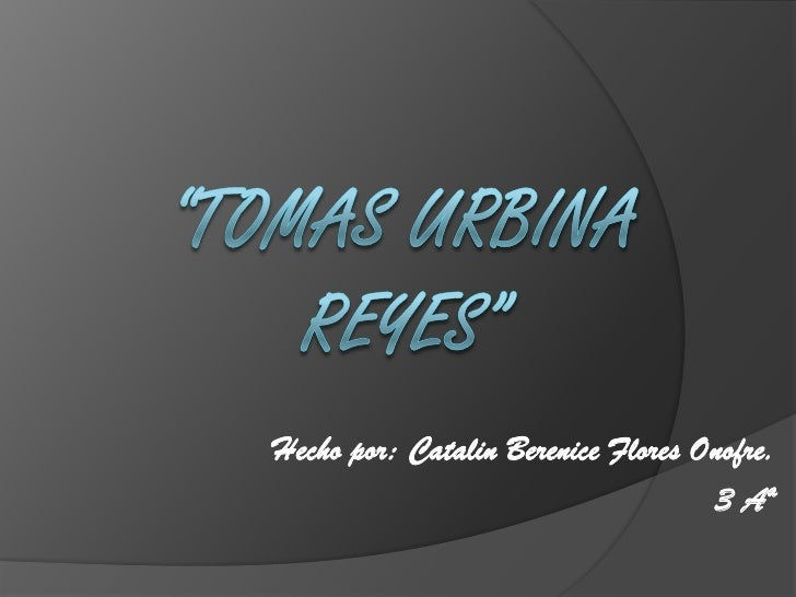Hecho por: Catalin Berenice Flores Onofre.                                    3 Aª