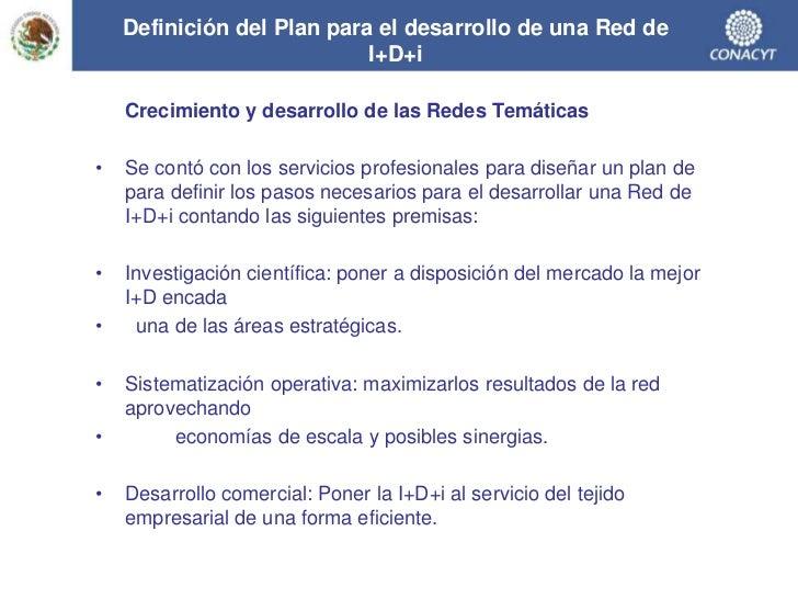 Redes tem ticas de investigaci n for Definicion de vivero