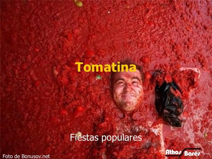 Tomatina Fiestas populares Foto de Bonusov.net