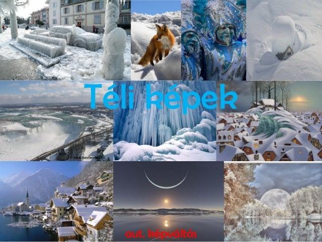 Téli képek  aut. képváltás