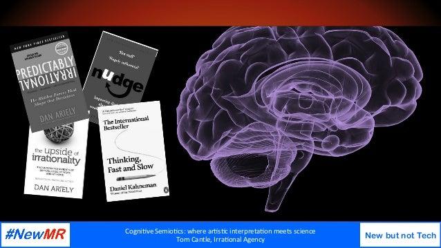 Cognitive Semiotics: where artistic interpretation meets science Slide 3