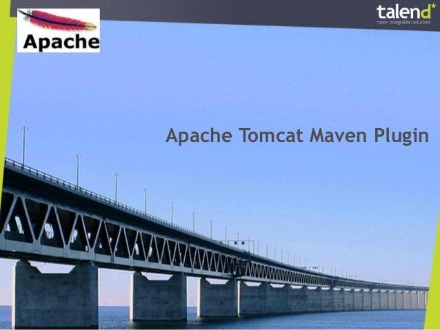 Apache Tomcat Maven Plugin