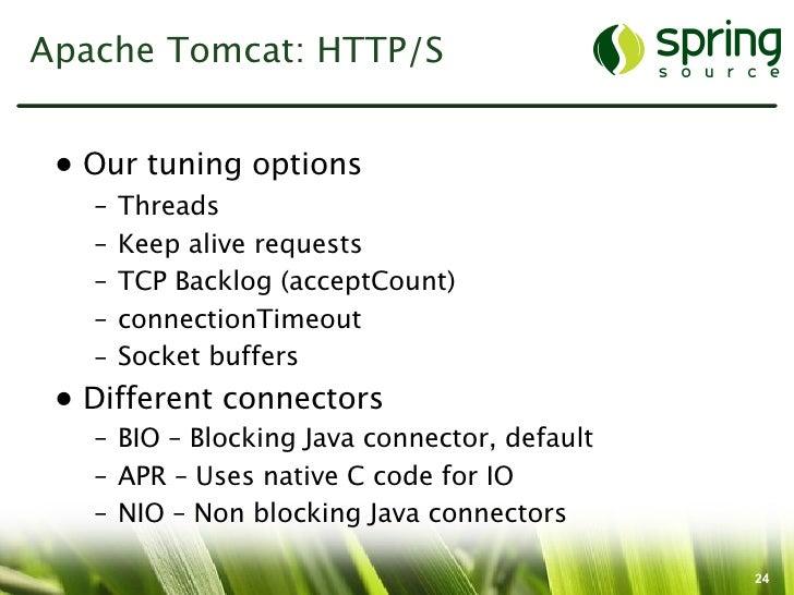 Tomcatx performance-tuning