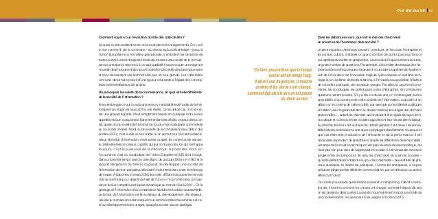 Comment voyez-vous l'évolution du rôle des collectivités ? Là aussi, la lecture attentive de ce livre est pleine d'enseign...