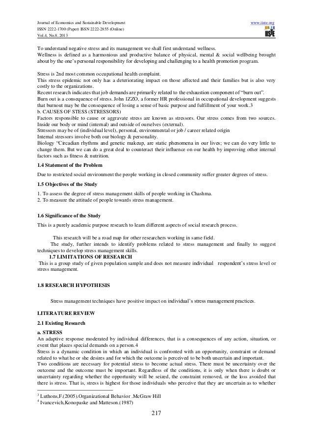Organizational politics research paper