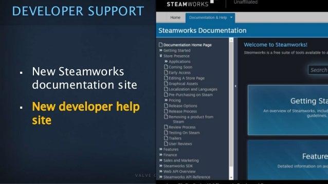 Steam Business Update | Tom Giardino