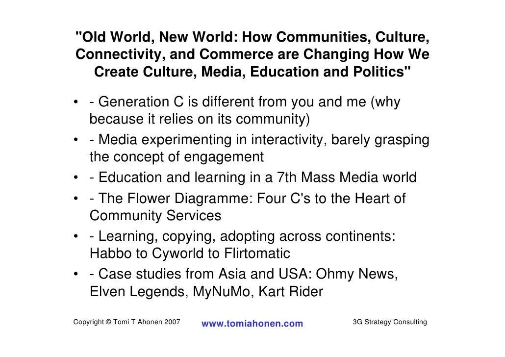 Communities Are Mobile Future Slide 2