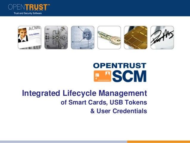 opentrust scm