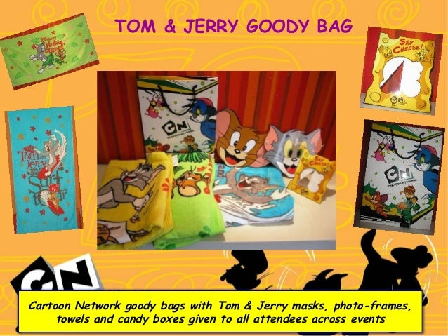 Tom Jerry case study