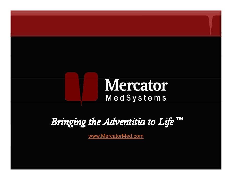 www.MercatorMed.com