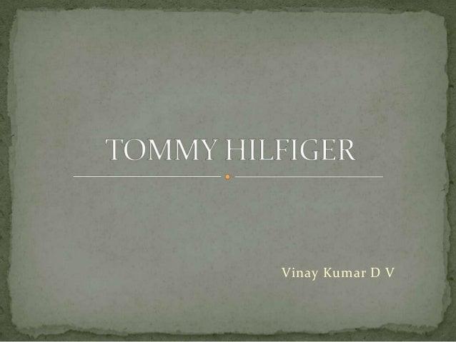 Vinay Kumar D V