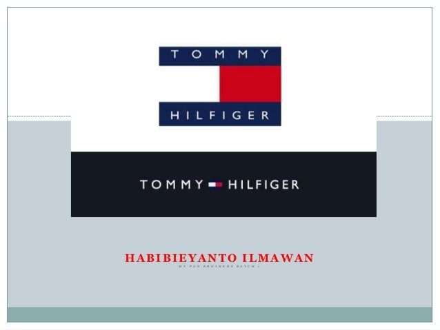 822ccc793601 Tommy hilfiger brand research